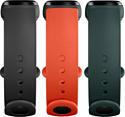 Xiaomi для Mi Band 5 (черный/оранжевый/темно-зеленый)