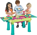 Keter Creative Play Table + 2 stools (17184184)