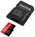 SanDisk Extreme Pro microSDXC Class 10 UHS Class 3 V30 A2 170MB/s 128GB + SD adapter