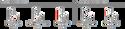 Голдоптима Диана 02 (белый/ткань синяя)