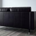 Ikea Ландскруна 892.488.99 (бумстад черный/металл)