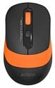 A4Tech FG1010 Black-Orange USB