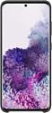 Samsung Silicone Cover для Galaxy Note 20 (черный)