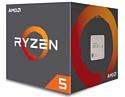 AMD Ryzen 5 1600 Summit Ridge (AM4, L3 16384Kb)