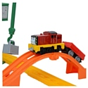 "Thomas & Friends Набор ""Сэлти и Крэнки доставляют груз"" серия Collectible Railway BHR95"