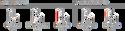 Голдоптима Алла (белый/ткань темно-коричневая)