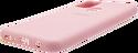 EXPERTS SOFT-TOUCH case для Samsung Galaxy M21 с LOGO (розовый)