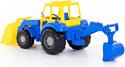 Полесье Алтай трактор-экскаватор 35394