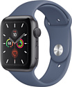 Apple Watch Series 5 44mm GPS Aluminum Case with Sport Band