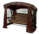 МебельСад Тор (полоски, коричневый)
