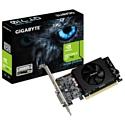 GIGABYTE GeForce GT 710 954Mhz PCI-E 2.0 2048Mb 5010Mhz 64 bit DVI HDMI HDCP