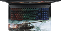 MSI GP62 8RD-051RU World of Tanks Edition