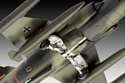 Revell 63904 Истребитель Lockheed Martin F-104G Starfighter