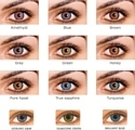 Ciba Vision FreshLook ColorBlends -5.5 дптр 8.6 mm (изумрудный)