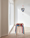 Ikea Кюрре (ярко-красный) 904.349.75
