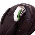 RGX SNB-01 LED Black/Green