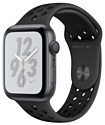 Apple Watch Series 4 GPS 44mm Aluminum Case with Nike Sport Band