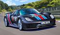 Revell 07027 Автомобиль Porsche 918 Weissach Sport