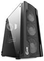 PowerCase Mistral X4 Mesh Black