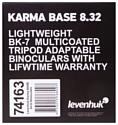 LEVENHUK Karma BASE 8x32
