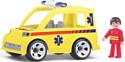 Efko Машина скорой помощи с водителем 33219EF-CH
