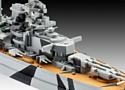 Revell 05822 Немецкий линкор Tirpitz