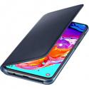 Samsung Wallet Cover для Samsung Galaxy A70 (черный)