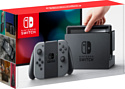 Nintendo Switch (с серыми Joy-Con)
