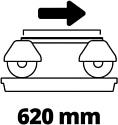 Einhell TE-TC 620 U