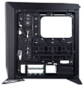 Corsair Carbide Series SPEC-OMEGA Tempered Glass Black/red