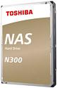 Toshiba N300 6TB HDWG160EZSTA