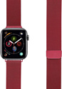 Lyambda Capella для Apple Watch 42-44 мм (красный)