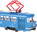 Технопарк Трамвай CT12-463-2-BL-WB