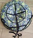 Emi Filini Design Lux 110 см (зеленый/граффити)