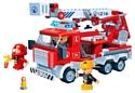 BanBao Пожарные 8313 Fire Truck