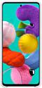 Samsung Silicone Cover для Samsung Galaxy A51 (белый)