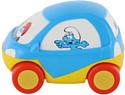 Полесье Забавная детская машинка Смурфики №3 64523