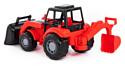 Полесье Мастер трактор-экскаватор 35318