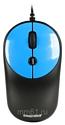 SmartBuy SBM-382-B Black-Blue USB