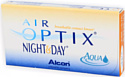 Alcon Air Optix Night & Day Aqua +2 дптр 8.6 mm
