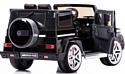 Electric Toys Mercedes G65 Eva Lux (черный)