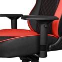 TteSports GT Comfort C500 (черный/красный) (GC-GTC-BRLFDL-01)