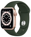 Apple Watch Series 6 GPS 40mm Aluminum Case with Sport Band