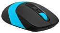 A4Tech FG1010 Black-Blue USB