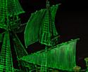 Revell 05435 Пиратский корабль-призрак