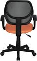 Brabix Flip MG-305 (оранжевый/черный)