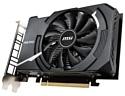 MSI GeForce GTX 1650 1740MHz PCI-E 3.0 4096MB 8000MHz 128 bit DVI HDMI HDCP AERO ITX OC