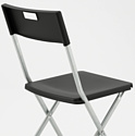 Ikea Гунде (черный) (103.608.79)