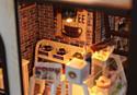 Hobby Day DIY Mini House Coffee House (M027)