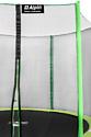 Alpin 2.52 м с защитной сеткой и лестницей